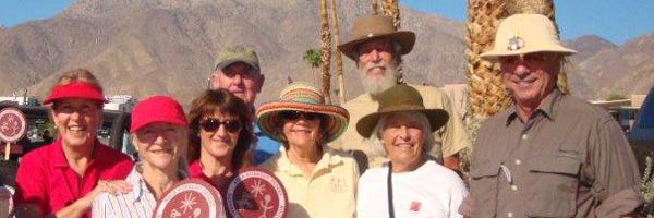 abdnha volunteers in borrego springs, california